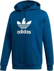 Niebieska bluza Adidas Originals