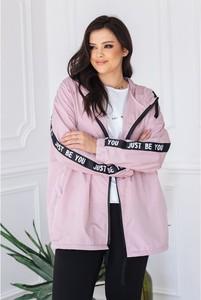 Różowa kurtka Sklep XL-ka