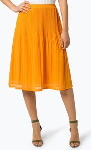 Pomarańczowa spódnica Minimum