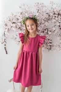 Różowa sukienka dziewczęca Myprincess / Lily Grey
