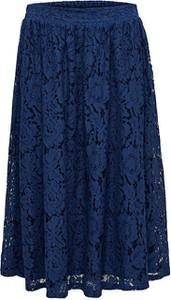 Niebieska spódnica Only
