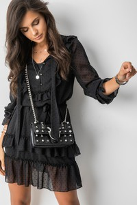 Czarna sukienka Sempre mini