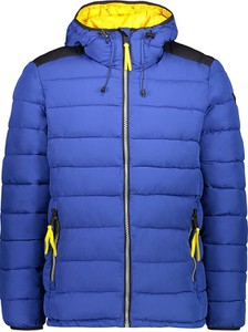 Niebieska kurtka CMP w stylu casual krótka