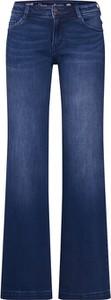 Niebieskie jeansy S.Oliver Red Label w street stylu z jeansu