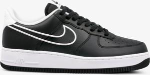 brand new b091f bded5 Czarne buty sportowe Nike air force w młodzieżowym stylu