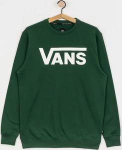 Bluza Vans w młodzieżowym stylu z żakardu