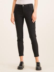 Czarne jeansy Calvin Klein w stylu casual