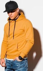 Pomarańczowa bluza Ombre