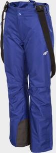 Niebieskie spodnie 4F
