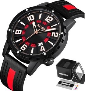 Zegarek męski SKMEI 9202 czerwony WODOODPORNY
