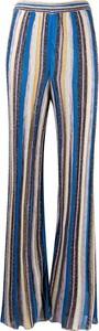 Spodnie M Missoni z bawełny