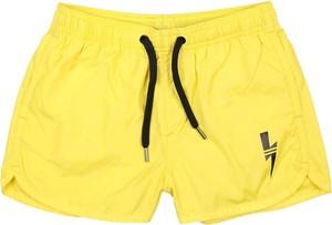 Żółty strój kąpielowy Neil Barrett