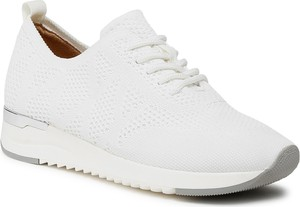 Buty sportowe Caprice na platformie sznurowane