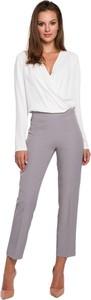 Spodnie Makover z tkaniny