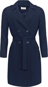 Niebieski płaszcz Sparkz Copenhagen