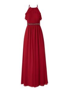 Czerwona sukienka Jake*s Cocktail bez rękawów maxi