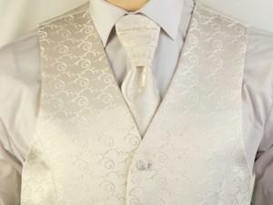 Kamizelka krawatikoszula.pl z tkaniny