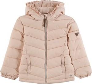 Różowa kurtka dziecięca Tom Tailor dla dziewczynek