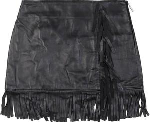 Czarna spódniczka dziewczęca MSGM