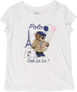 Bluzka dziecięca POLO RALPH LAUREN