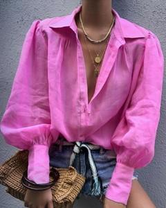 Różowa koszula Kendallme