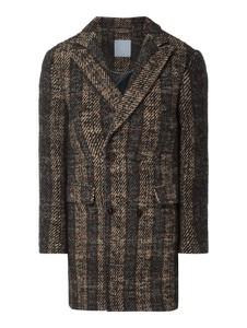 Płaszcz męski Pierre Cardin z wełny