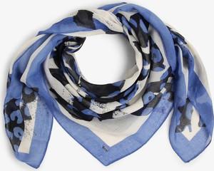 Niebieski szalik Opus