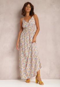 Sukienka Renee w stylu boho maxi na ramiączkach