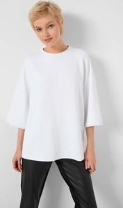 T-shirt ORSAY z tkaniny z długim rękawem