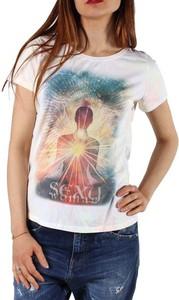 T-shirt Sexy Woman z bawełny