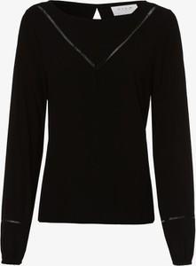 Czarna bluzka Vila z długim rękawem