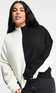 Czarny sweter Missguided Plus