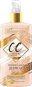 Bielenda, CC Body Perfector, 10w1, Silk Jedwab do ciała rozświetlający, 150 ml