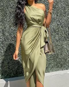 Zielona sukienka Kendallme
