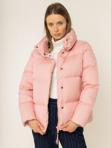 Różowa kurtka Tommy Hilfiger