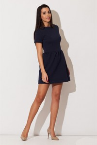 Niebieska sukienka Katrus mini