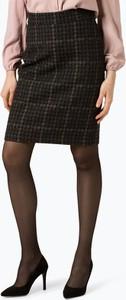 Czarna spódnica Franco Callegari w stylu casual
