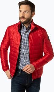 Czerwona kurtka Napapijri w stylu casual