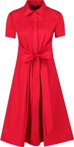 Sukienka Mytwin Twinset z krótkim rękawem
