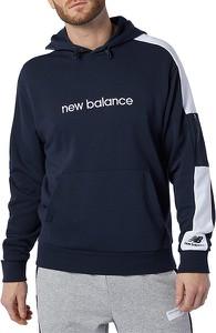 Bluza New Balance w sportowym stylu z dzianiny