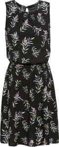 Czarna sukienka bonprix BODYFLIRT w stylu casual