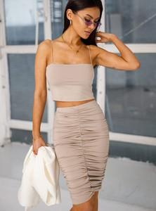 Spódnica SELFIEROOM mini w stylu casual