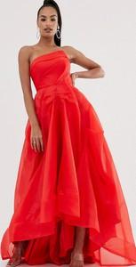 Sukienka Bariano bez rękawów maxi
