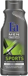Fa Men Xtreme Sports żel pod prysznic odświeżający 400 ml