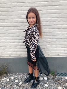 Sukienka dziewczęca Vanilove z tiulu
