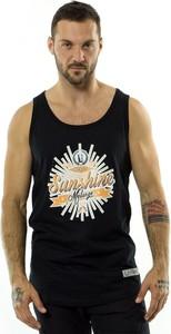 T-shirt Melanżowe Akcesoria Tekstylne z żakardu