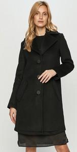 Płaszcz Armani Exchange w stylu casual z wełny