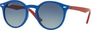 Ray-Ban Okulary Przeciwsłoneczne Ray Ban Junior RJ 9063S 70204L