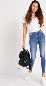 Jeansy Diverse z jeansu