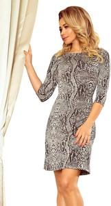 a5c59b27bc sukienka skóra - stylowo i modnie z Allani